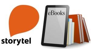 e-books bij storytel