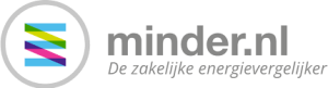 minder.nl zakelijk energie vergelijken