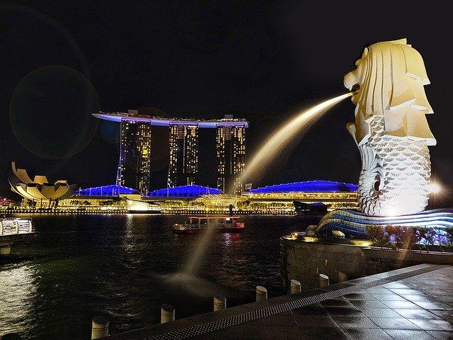 シンガポール観光は楽天トラベルで
