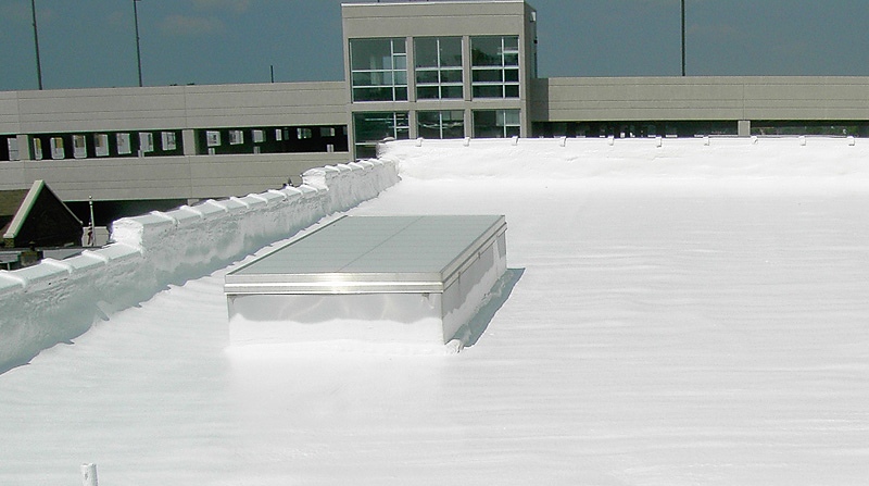 SPF Roofing Systems 1
