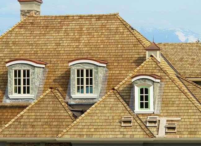 Cedar Roofing 1
