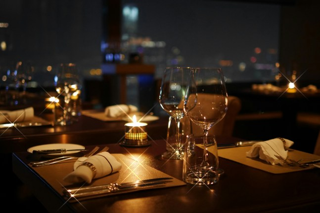 Fancy Restaurant Background blog | affluent travel | a vip limosine company