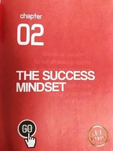 Buku The Internet Millionaire Andry Salim Chapter 02 The Success Mindset