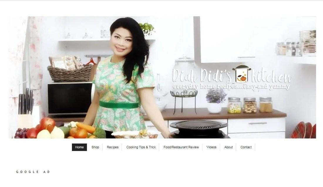 Blogger Perempuan Indonesia Diah Didi