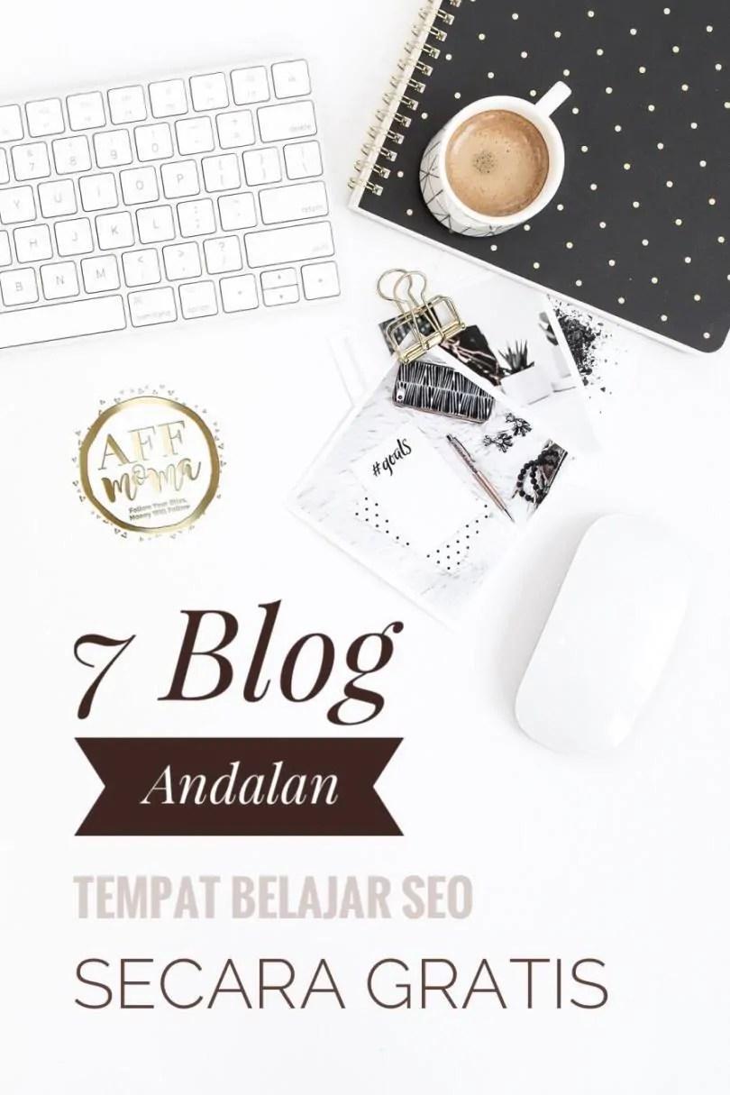 7 Blog Andalan Tempat Belajar SEO Secara Gratis