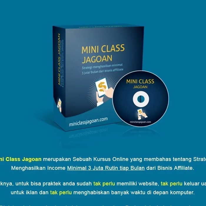 Review Mini Class Jagoan by Waisy Alqi