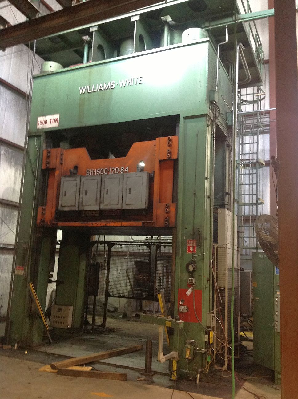 Affordable Machinery Presses From 1000 To 2000 Tons