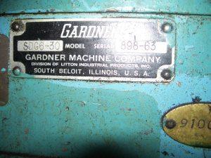 Gardner Grinder 18