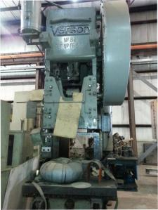 150 Ton Verson No. 8 For Sale