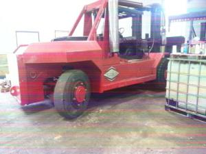 Bristol 80000lb Forklift 1