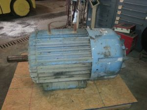 125 HP Delco Electric Motor 4