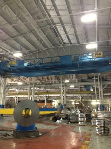 20 Ton P & H Crane (2)