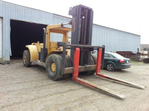 Hyster H460B 46,000lb For Sale