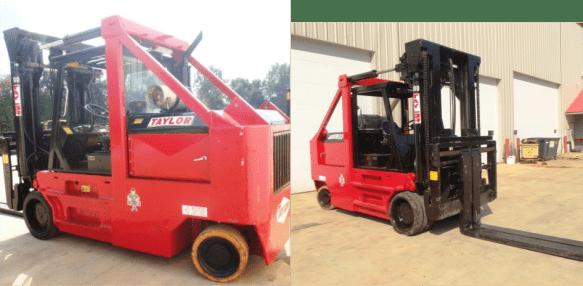 Used Taylor Forklift
