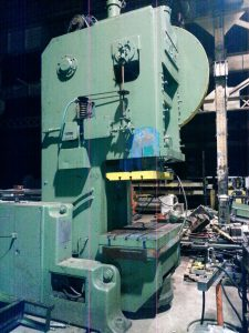 150 Ton Minster G1 Stamping Press For Sale