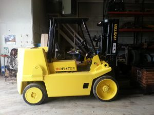 hyster 15500lb for sale