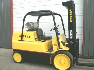 15,000lb Hyster Lift Truck For Sale