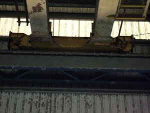 10 Ton P&H Overhead Bridge Cranes For Sale 6