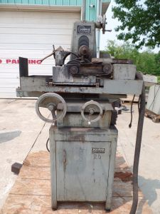Harig Surface Grinder Model C6 1