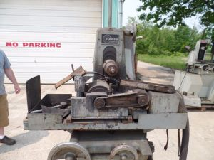 Harig Surface Grinder Model C6 5