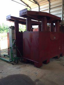 600 Ton Riggers Manufacturing EZ Lift Gantry (2)