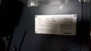 Mosnic RD3 112A Chip Conveyor For Sale