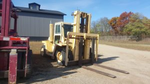 20,000lb. Capacity Clark Forklift For Sale