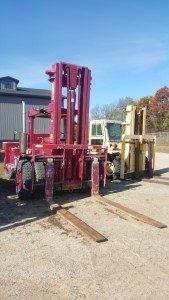 Used 20000lb Taylor Forklift For Sale