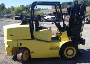 18,000lb. Hoist T180 Forklift For Sale (1)