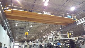 25 Ton Demag Overhead Bridge Crane For Sale (4)