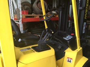 10000lb Hyster S100 Forklift For Sale 4