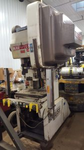 35 Ton Bliss OBI Press For Sale