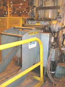 10,000lb. Capacity CWP Straightener Servo Feedline For Sale (2)