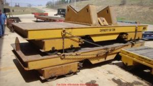50 Ton Capacity Die Carts For Sale (1)