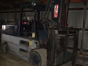 TCH300 30000lb 40000lb Taylor Forklift For Sale