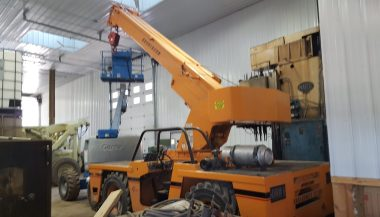 15 Ton Broderson IC-200-2C Crane For Sale | Call 616-200
