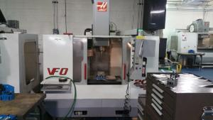 Used Haas VF-0 CNC Mill For Sale