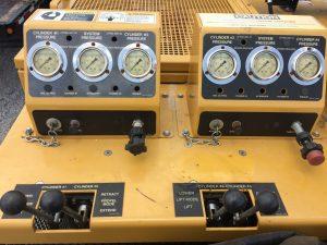 400 Ton Capacity Lift Systems 4-Point Hydraulic Gantry (5)