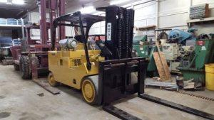 Cat Royal 30000lb Forklift For Sale Used