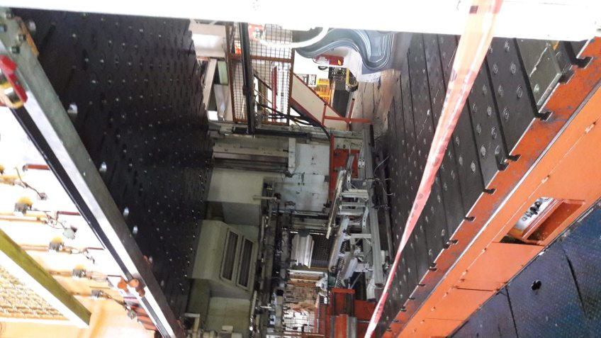 Used 1,000 Ton Mecfond-Danly Press For Sale 2