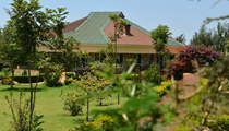 country lodge main building