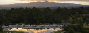 Mount Kenya Safari Club - overview