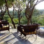 Sangaiwe Lodge - View