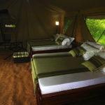 Mbugani Camp - inside