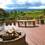 Ngorongoro Farm House - sundowner