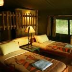Kibale Forest Camp - inside