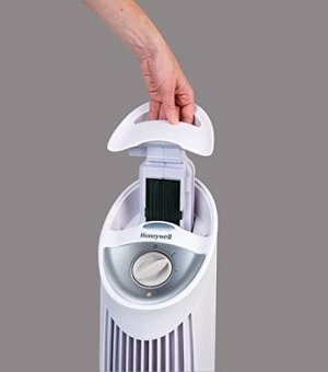 Honey well Air Purifier HFD-010 Quiet Clean Compact Tower Air Purifier