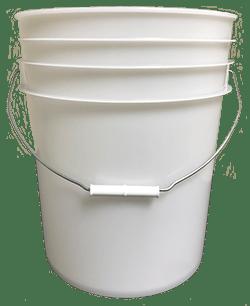 5 gallon pail natural
