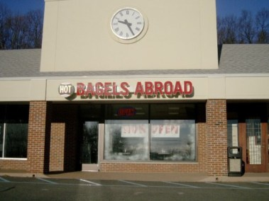 Hot Bagels Abroad, Flanders, NJ