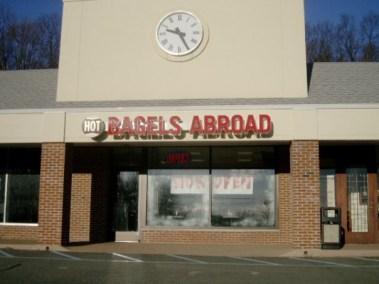 Hot Bagels Abroad, Flanders, NJ